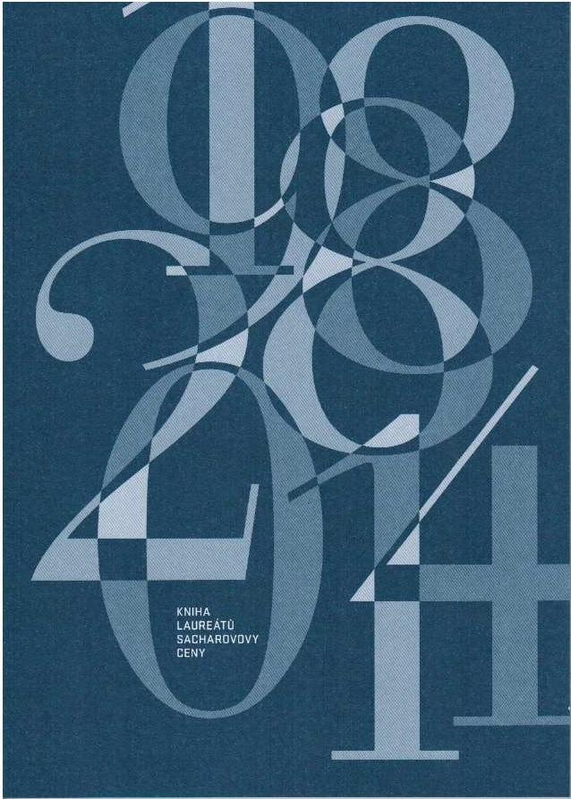 Kniha laureátů Sacharovovy ceny