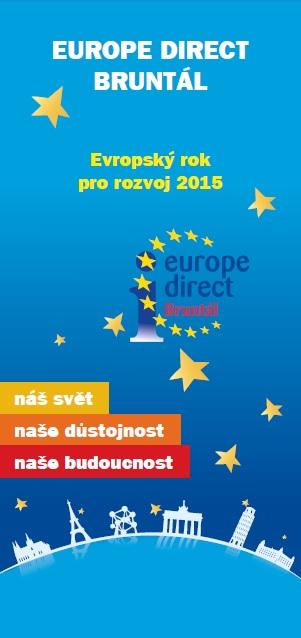 Publikace: Evropský rok pro rozvoj 2015, vydavatel ED Bruntál