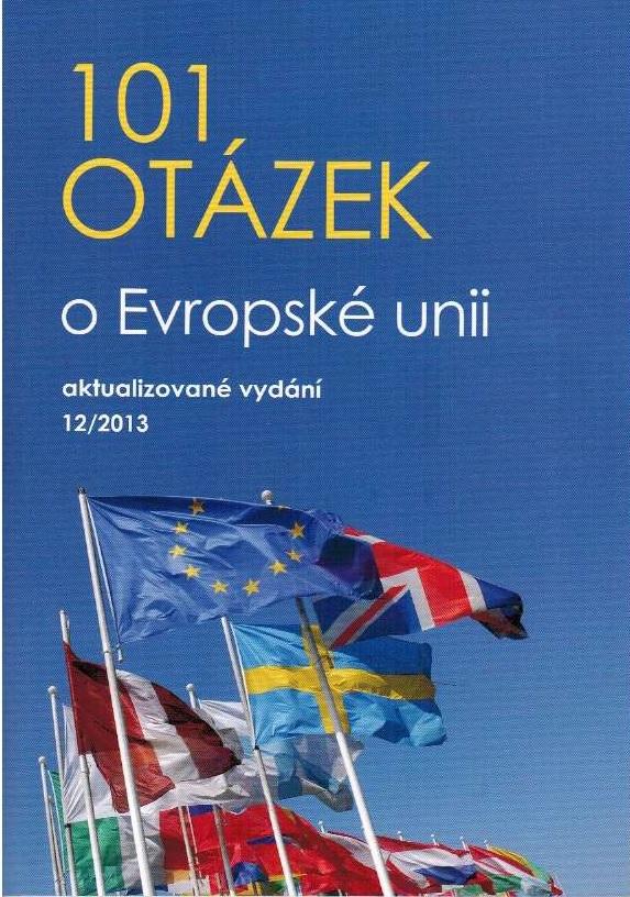 101 otázek o EU