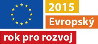 Logo Evropského roku pro rozvoj 2015